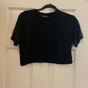Black Reformation Tee Size Extra Small